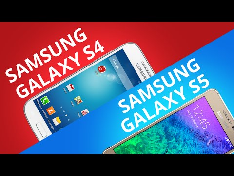 Samsung Galaxy S4 VS Samsung Galaxy S5 [Comparativo]