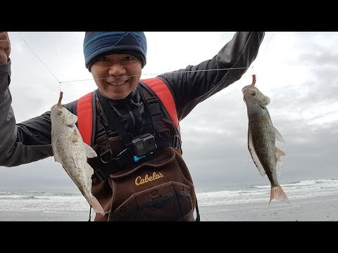 How to setup a bottom rig for surf fishing