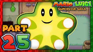 Mario & Luigi: Superstar Saga - Part 25 - The Bean Star & Ultra Hammers!