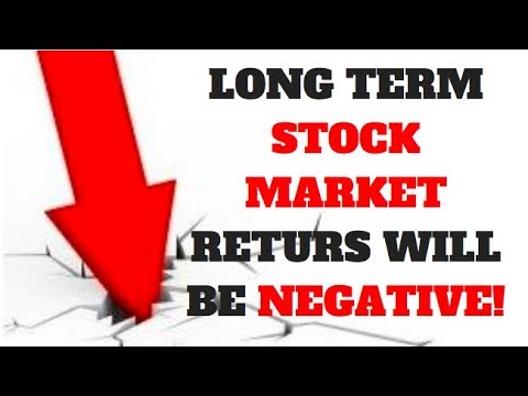 LONG TERM STOCK MARKET INVESTOR? MUST KNOW THIS!