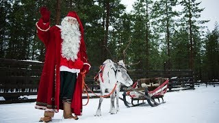 Санта-Клаус пожелал всем детям провести Рождество с близкими (новости)