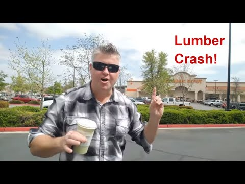 The Main Reason Why Lumber Prices Will Collapse (Not What You Think)