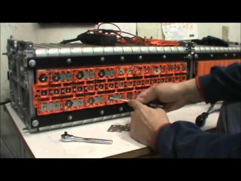 My Civic EV Electric Car Project Part 14 Explaining the Batterys