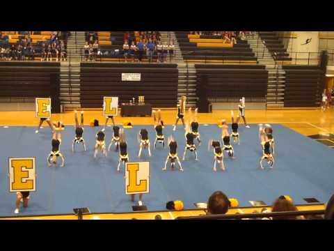 Centerville High School Competition Cheer