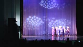 Детские танцевальные коллективы 'Стиль' - Почти как ласточки