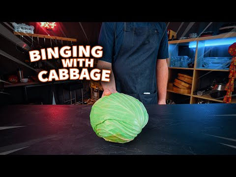 One Cabbage, Four Recipes