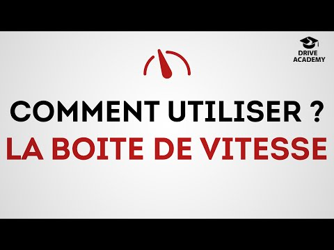 Comment utiliser la bo te de vitesse part 2 3 youtube for Comment utiliser la filasse
