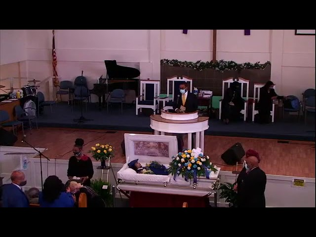 Funeral Services for Dionte Harris