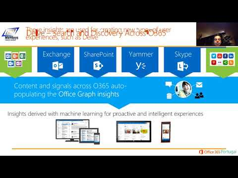 MVPDays - Understand Whats new Office 365 - Nuno Árias Silva
