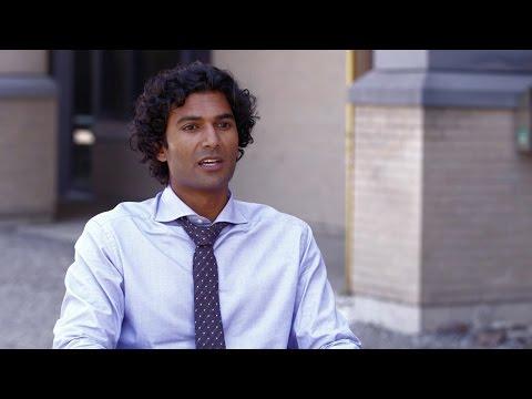 HEROES REBORN 1x07  Sendhil Ramamurthy Talks
