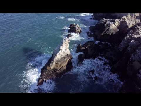Anchor Bay California with the Mavic