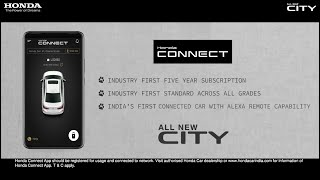 All-New Honda City | Honda Connect | Episode 6 - Security Alert