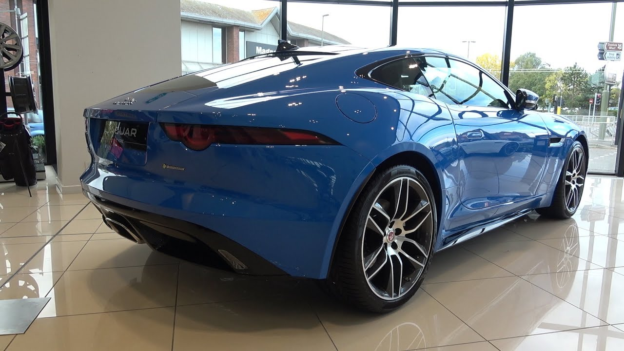 Jaguar FType Cylinder LT Exhaust Sound YouTube - 4 cylinder jaguar