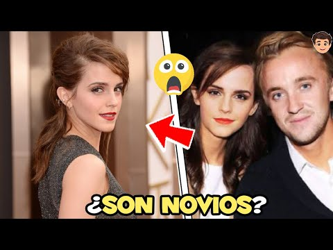 ULTIMA HORA: Emma Watson TIENE un ROMANCE con ACTOR de HARRY POTTER