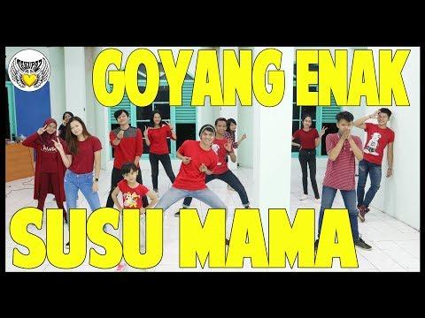GOYANG ENAK SUSU MAMA - Choreography by Diego Takupaz