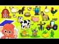 Animal ABC Learn The Alphabet With Farm Animals For Children Abcd Videos For Kids A To Z mp3