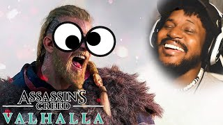 Assassin's Creed Valhalla is... hilarious.