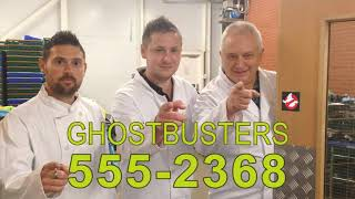 2083 Ghostbusters Advert (2014)