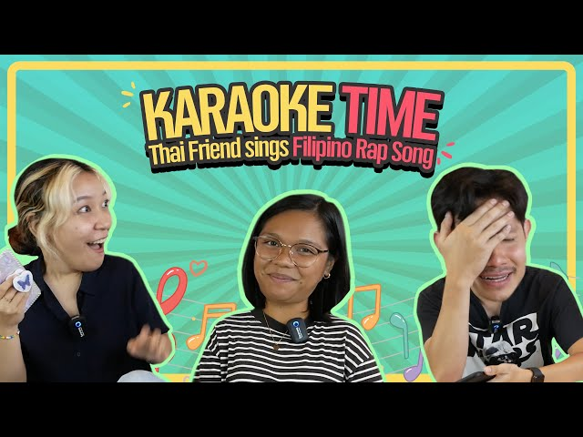 Karaoke time! 🎤🎶 |Guess the Filipino songs challenge !!