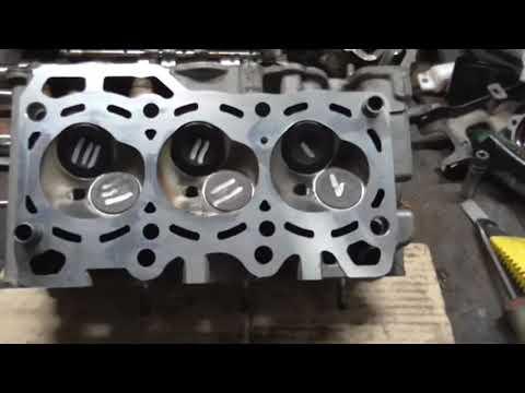 Daewoo Matiz 0,8 / газы в системе охлаждения
