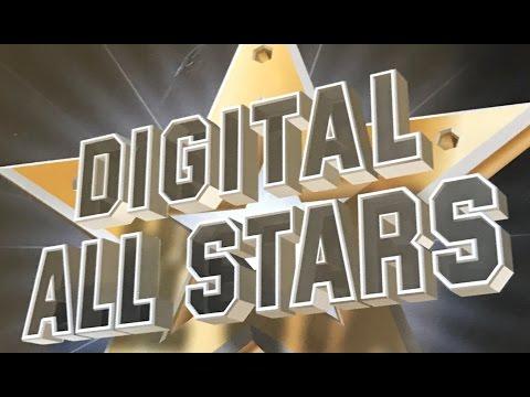 """Digital Skateboarding """"ALL STARS"""" 2003 Mark Appleyard"""