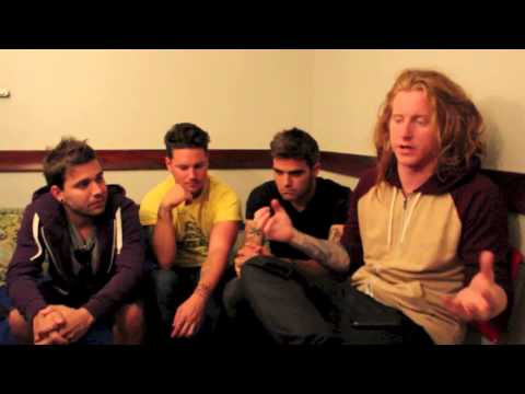 We The Kings interview - Summerfest 2013 Tour