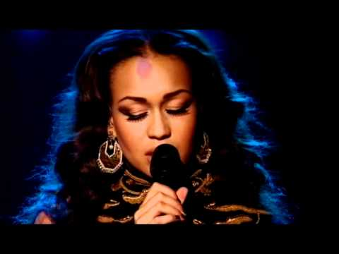 Rebecca Ferguson - Nothing&39;s Real But Love - The X Factor UK   Results Show 7