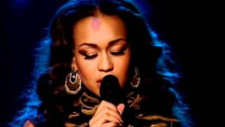 Rebecca Ferguson - Nothing's Real But Love - The X Factor UK 2011 (Live Results Show 7)