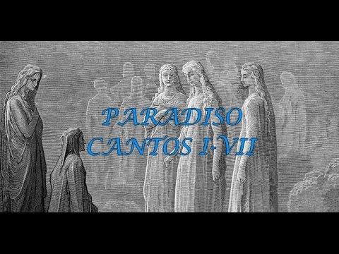 The Divine Comedy - Paradiso Cantos I-VII