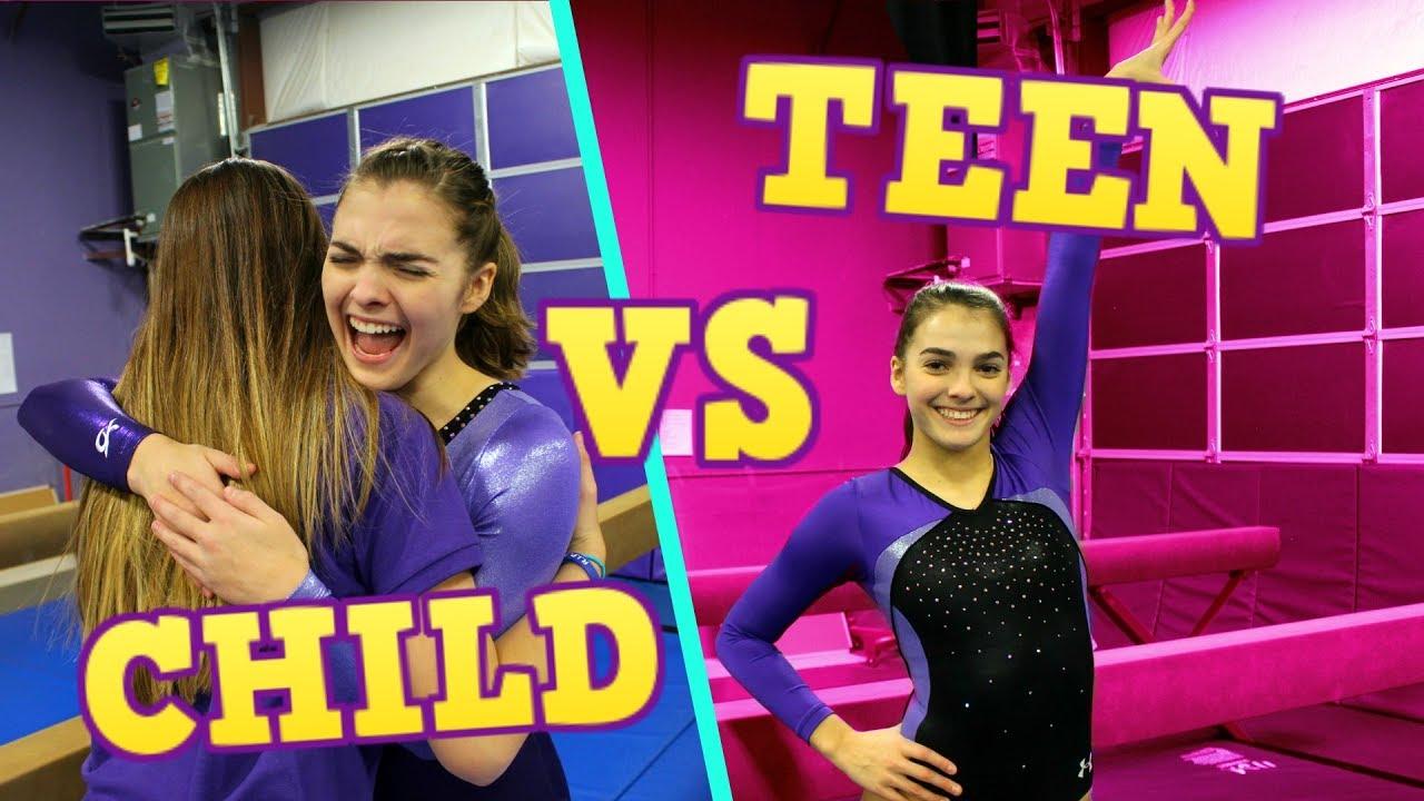 child-you-vs-teen-you-gymnastics-meet