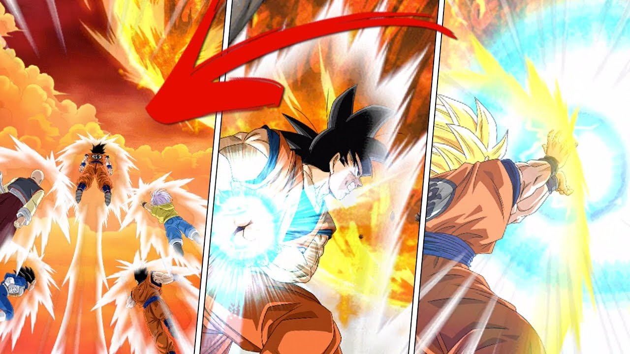 HOLY GRAIL OF UPDATES! New AMAZING Summon Animations! Dragon Ball Z Dokkan  Battle
