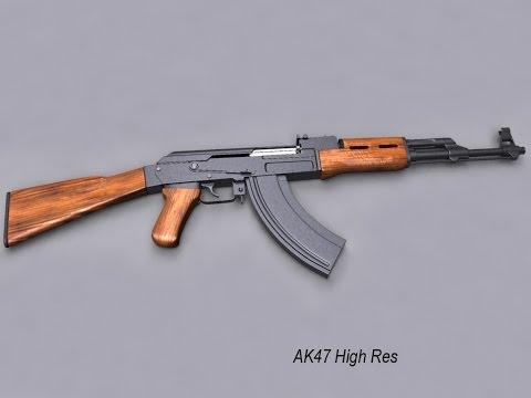 AK-47 Kalashnikov (Izhmash Factory Video)