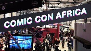 COMIC CON AFRICA 2018