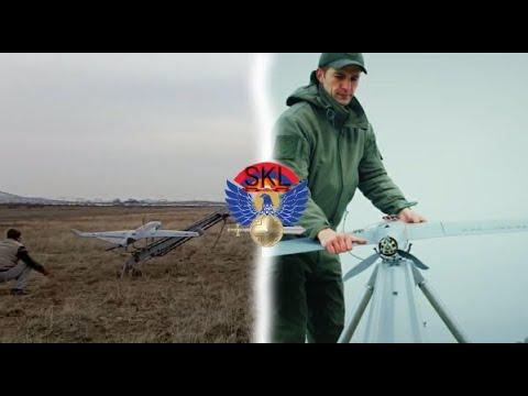 🔥🇦🇲 Ударный БПЛА армянского производства от компании «Davaro»и разведывательный БПЛА UL-300 / ВПК