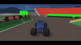 Roblox Monster Jam: 1st Try
