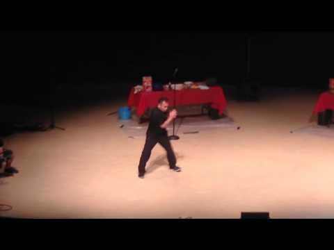 Father Leo Patalinghug Dancing