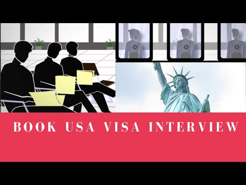 How To Book Your Usa Visa Appointment For The Non-immigrant VISA | STEP BY STEP  BY ABHISHEK SHARMA
