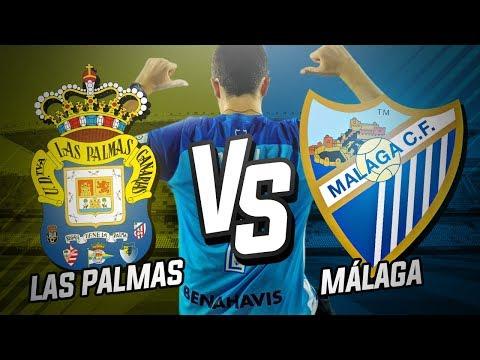 UD Las Palmas vs Málaga CF (1-0)   Jornada 22 Liga Santander 2017/18   Post-Partido