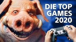 Die besten PS4 Games 2020