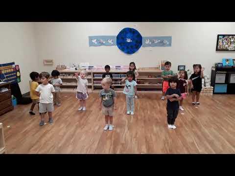 Meadow Montessori School- International Day of Peace 2020