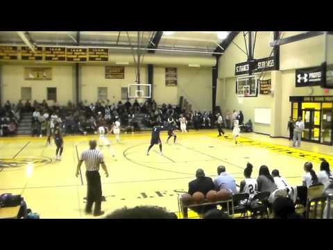 Saint Frances Academy vs Riverdale Baptist