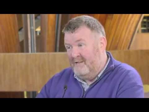 Poverty & Inequality Conference - interview with Fintan Farrell