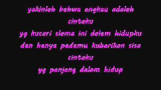 Video UNGU  Kekasih Gelapku with lyric download MP3, 3GP, MP4, WEBM, AVI, FLV Maret 2018