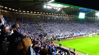 Stimmung - Wenn 23.000 die Hymne brüllen... | 1. FC Magdeburg - Borussia Dortmund [DFB-Pokal] | 4K