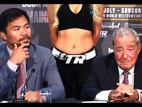 CRIMINAL INVESTIGATION! BOB ARUM KILLS CASH COW MANNY PACQUIAO!! WBO CORRUPTION ROBBERY JEFF HORN!