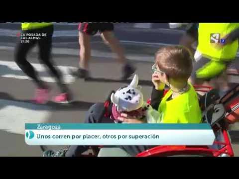 Corremos la XX Media Maratón de Zaragoza