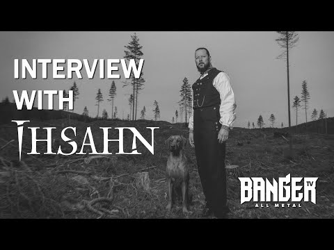 IHSAHN Interview | BangerTV