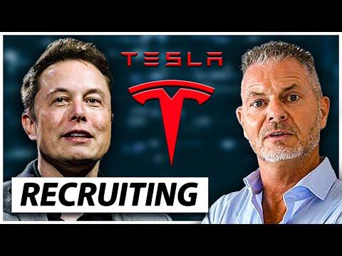 Fachkräftemangel? Für Elon Musk und Tesla stellt sich die Frage nicht!