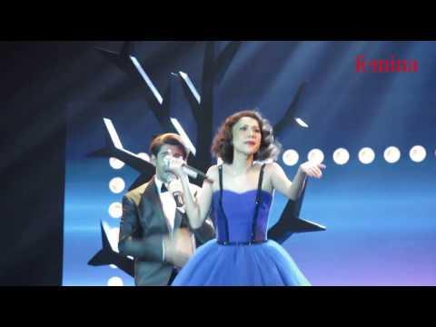 Bunga Citra Lestari Feat Reza Rahadian - Jangan Gila (Konser It's Me BCL - 1 Maret 2017)