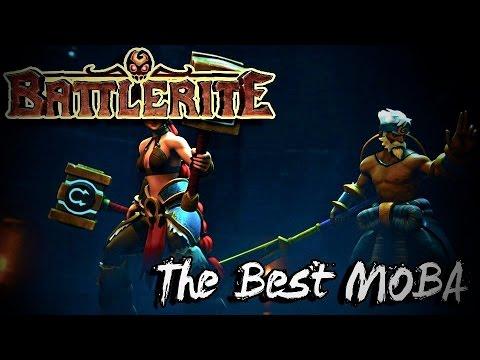 видео: moba battlerite Обзор pvp игры 2017